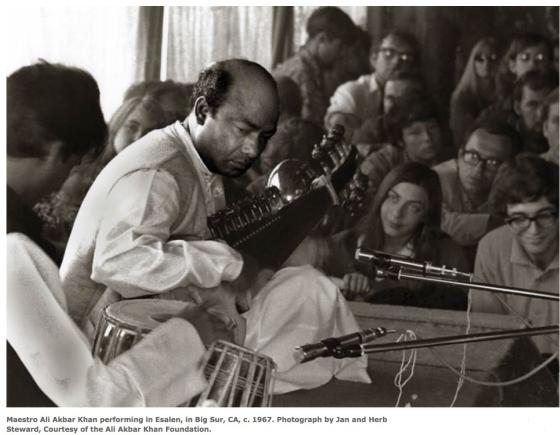 Ali Akbar Khan 1967